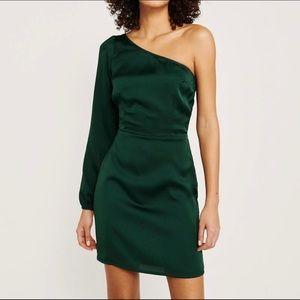 Abercrombie one Shoulder Dress